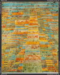 PaulKlee_Highway&Byways1929