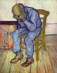 Vincent Van Gogh, solo-ondernemer, persoonlijke ontwikkeling