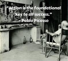 Picasso, actie, progress coaching, samen non-stop vooruit, opleiding, KMO-portefeuille